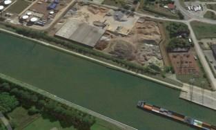 Afbraakbedrijf investeert in 110 meter lange loskade aan Albertkanaal