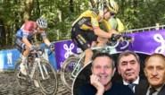 """Kampioenen Eddy Merckx, Freddy Maertens en Roger De Vlaeminck zijn unaniem: """"Wout van Aert had beter op zijn tong gebeten"""""""