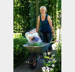Ecowerf houdt compostactie