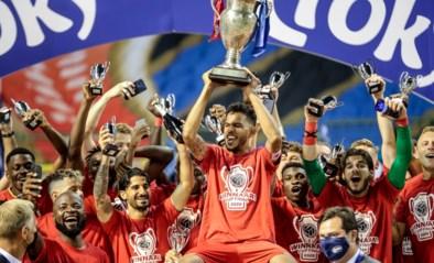 LOTING CROKY CUP. Bekerwinnaar Antwerp ontvangt La Louvière in 1/16e finales, twee duels tussen eersteklassers