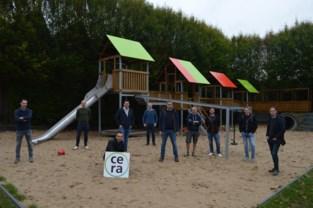 Ouderraad VBS Zulte bouwt speeltuin voor kinderen