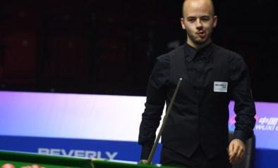 Luca Brecel gaat met 4-0 voorbij Engelsman Ian Burns in English Open snooker