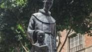 Mexico-Stad haalt standbeeld van Gentse missionaris 'Pedro de Gante' weg