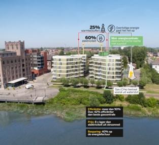 """Dit worden de eerste appartementen met een elektriciteitscentrale op waterstof: """"Zo trendy als de zonnepanelen twintig jaar geleden"""""""