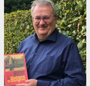 Nieuw boek van Bert Cornelis over Hitlers plannen met ons land