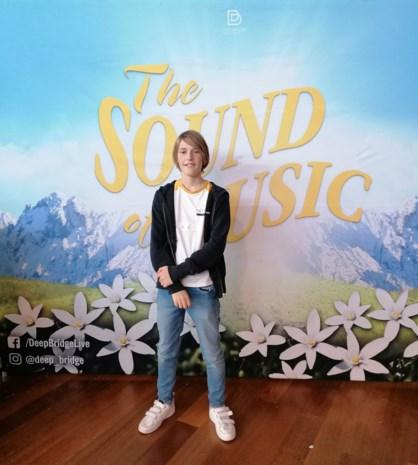 Jong acteertalent Dries vertolkt zesde jaar op rij rol in bekende musical