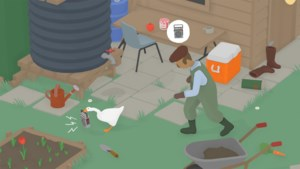 RECENSIE. 'Untitled goose game: Physical edition': Geniaal in zijn eenvoud *****