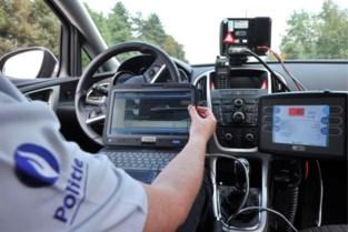 Conclusie na vier dagen politiecontroles: 17% rijdt te snel