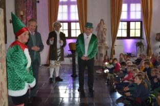'Kerstmagie' per bubbel in Slot van Laarne