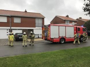 Brandweer rukt uit voor 'ontplofte wasmachine' in woning