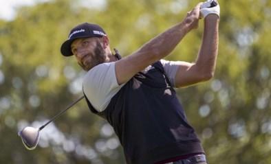 Nummer één van de wereld in het golf, Dustin Johnson, test positief