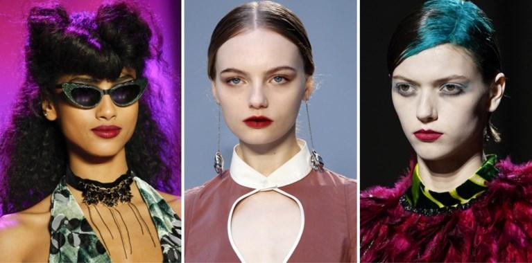 De beautytrend van het moment: de statement lip van Meghan Markle