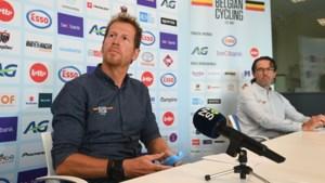 Bondscoach Rik Verbrugghe wacht op wielerbond voor contractverlenging