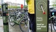 Zes nieuwe openbare fietspompen in het centrum: hier kun je ze vinden