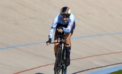 Marith Vanhove bezorgt België op slotdag vijfde Europese titel in het baanwielrennen