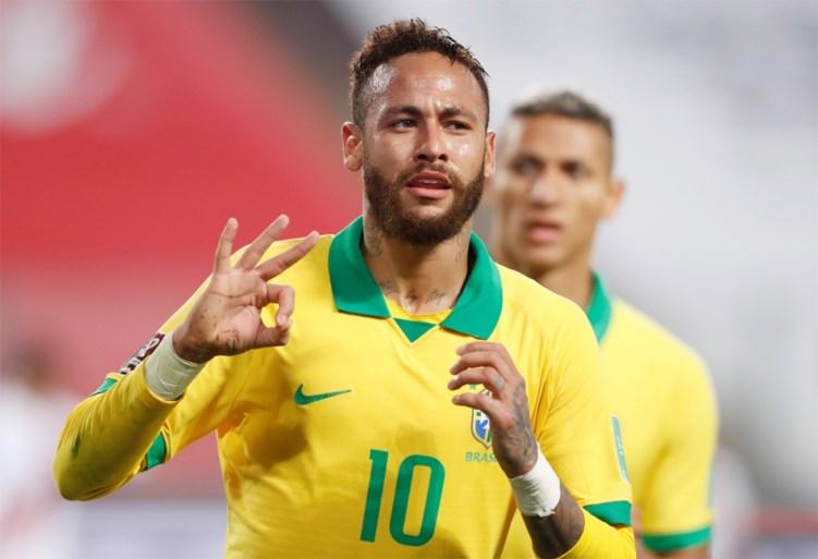 Neymar steekt Braziliaanse Ronaldo voorbij en jaagt op record van Pelé