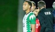 Cyriel Dessers maakt debuut voor Nigeria met gelijkspel tegen Tunesië