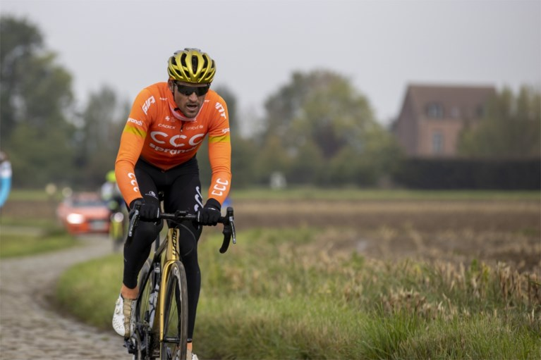 Van Avermaet, Naesen en Benoot verkennen parcours Ronde van Vlaanderen