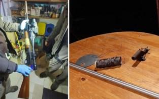 Huiszoekingen bij jagers in Rumst en Sint-Katelijne-Waver na vondst boobytrap in Rumst