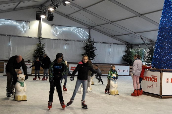 Alleen nog schaatsen in Kontich, Brasschaat krijgt afgeslankte versie Winterdorp