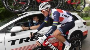 """Zorgen voor Ronde van Vlaanderen-favoriet Mads Pedersen: """"Pijn in de hamstrings"""""""