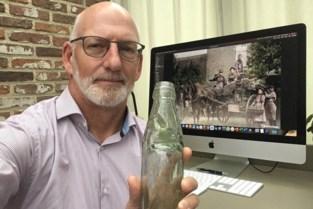 Familie Aerts vindt na 150 jaar bierflesje van eigen familiebrouwerij terug