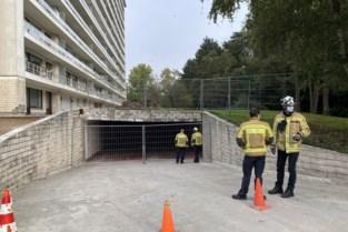 """Ondergrondse garage in Fruithoflaan problematisch instabiel: """"Er bleven stukken beton vallen"""""""