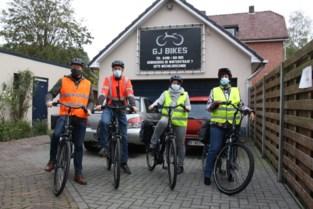 Lille koopt vier elektrische fietsen voor korte verplaatsingen gemeentepersoneel