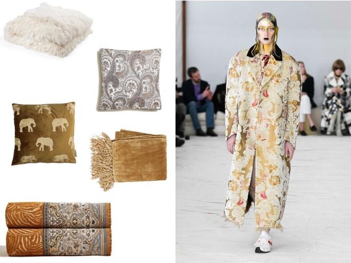 Catwalktrends voor in de zetel: deze dekens en kussens houden je in stijl warm