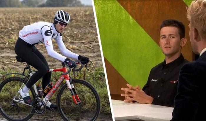 """Het quarantainedagboek van Tiesj Benoot in aanloop naar de Ronde: """"Ik heb serieus gevloekt"""""""