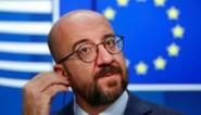 """Charles Michel: """"Fysieke Europese toppen blijven belangrijk bij gevoelige debatten"""""""