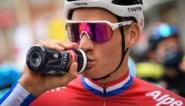 Mathieu van der Poel rijdt in 2021 de Tour de France