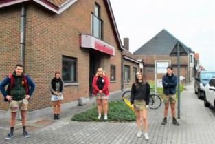 Chiro 't Stratje krijgt (tijdelijk) onderdak in Den Bouw
