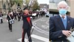 "Ereburger George (98) verrast met paradetocht door stad en doedelzakken in Talbot House: ""Thank you Poperinge"""