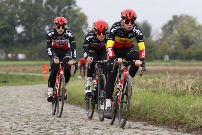 """Lotte Kopecky, een Vlaamse favoriete in de Ronde: """"Eindelijk konden wij zeggen: 'Hier zijn we! We doen wel degelijk mee!'"""""""