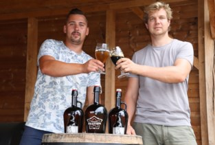 """Bram en Mendel openen nieuwe brouwerij, met citadel als inspiratiebron: """"Naar daar verhuizen is een droom, maar niet zo eenvoudig"""""""