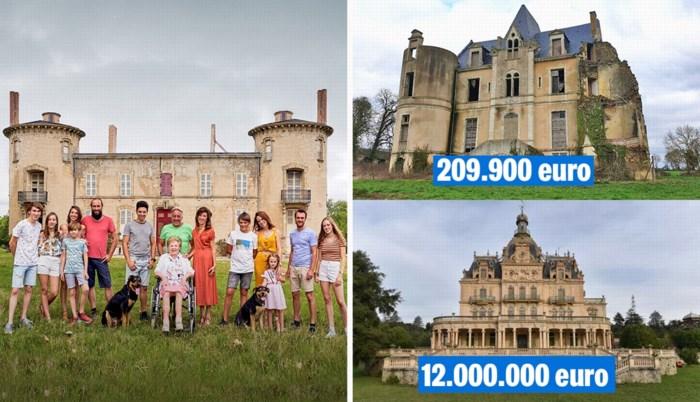 Leven als Planckaert in Frankrijk: hoe koop je een chateau, hoeveel kost het en is het een goede investering?