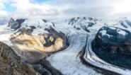 """Zwitserse gletsjers blijven aan """"onrustwekkend tempo"""" smelten"""
