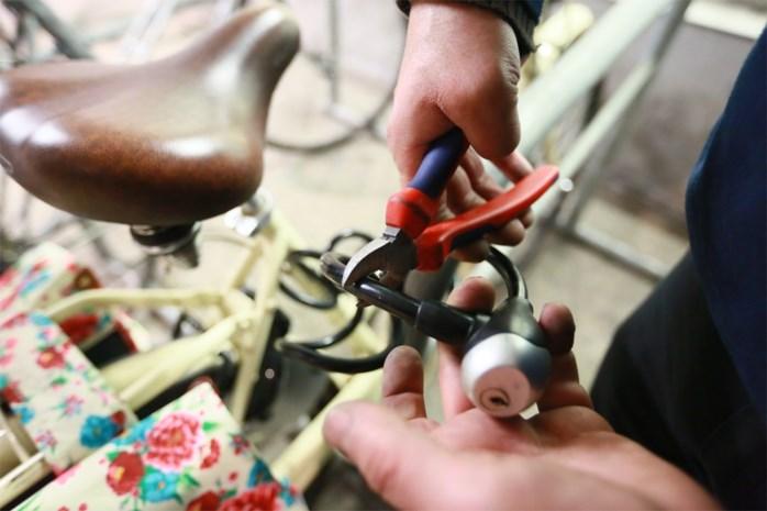 "15-jarige uit Malem steelt ""fortuin aan fietsen"": negentig uur werkstraf"