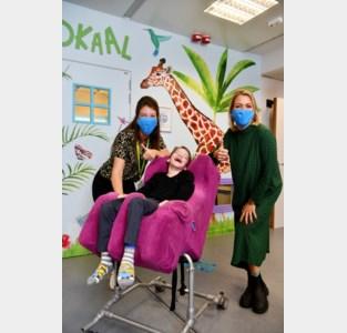Paola Kinderziekenhuis richt safari-afdeling in voor patiëntjes