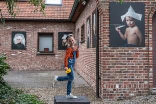 FOTO. Kunstexpo 'Achter Glas': twee keer zes kilometer openluchtkunst in Zaffelare