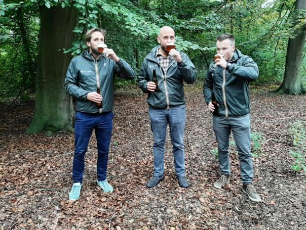 Ook derde bier van Beer 4 Nature financiert aankoop bos