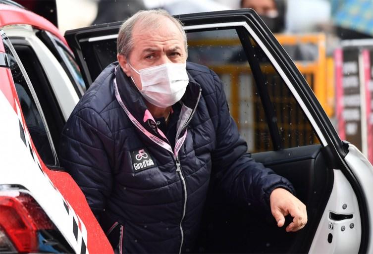 Thomas De Gendt excuseert zich voor uitspraken over gevoel van onveiligheid na waarschuwing van Giro-baas