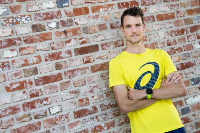 """Marathonkampioen Koen Naert viert comeback na elf maanden: """"Zonder corona had ik hier niet gestaan"""""""