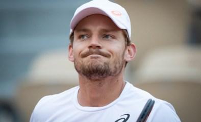 Tweede positieve coronatest voor David Goffin, die toch nog hoopt deel te kunnen nemen aan European Open in Antwerpen