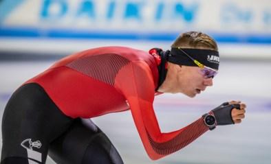 Bart Swings klokt snelle tijd in eerste 5.000 meter van schaatsjaar