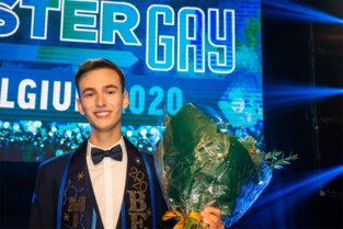 Joren Houtevels is Mister Gay Belgium 2020
