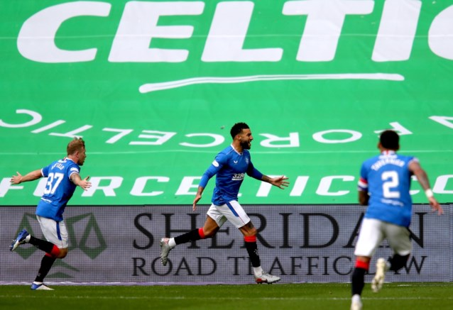 Rangers tankt in Old Firm vertrouwen voor treffen met Standard