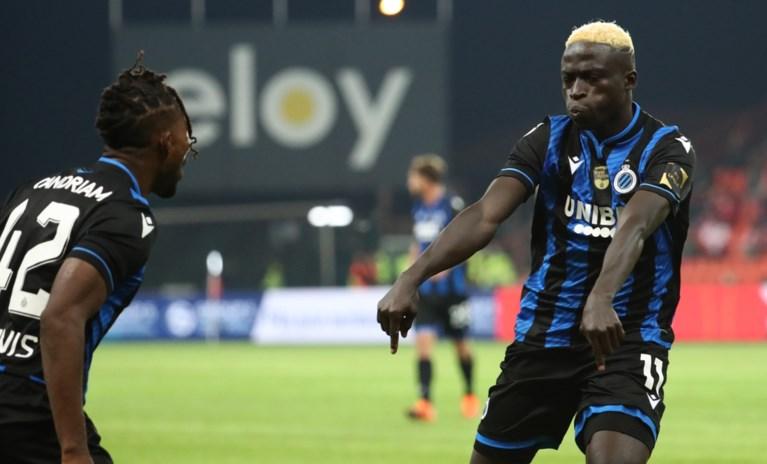 Standard sleept verdiend punt uit de brand tegen Club Brugge dankzij discutabele strafschop in slotfase