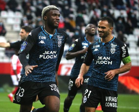 De Smet, Faes en Foket gaan met Reims thuis de boot in tegen Lorient